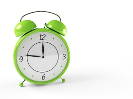 green_alarm_clock