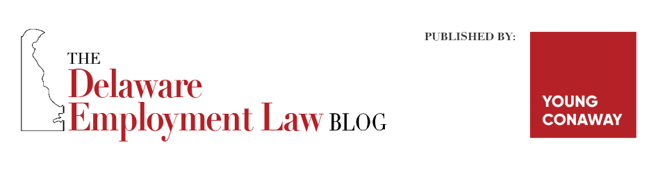 Delaware Employment Law Blog